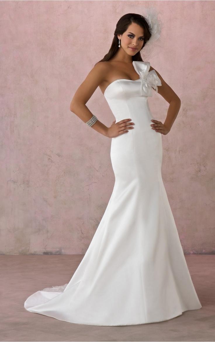51 besten Brautkleider Bilder auf Pinterest | Hochzeitskleider ...