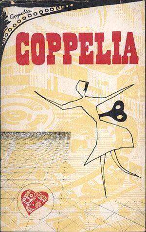 Coppelia. Program, Leo Delibes, Teatr Wielki w Warszawie, 1974, http://www.antykwariat.nepo.pl/coppelia-program-leo-delibes-p-13446.html