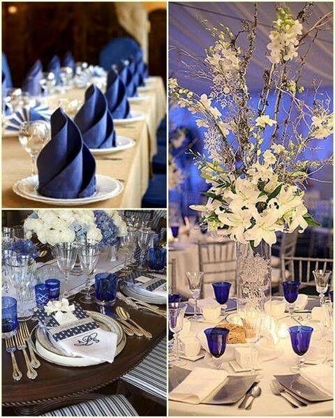 Bodas Decoracion Azul ~ Boda azul  dreams  Pinterest