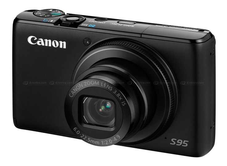 Canon PowerShot S95 - got it to replace the ixus 860 is. This is probably the best buy you can do late 2012. Bargain as this camera is replaced by 2 newer models now, but still as good as both of them in my opinion. My digital photo experience started with the S series, and now I'm back to it again ...