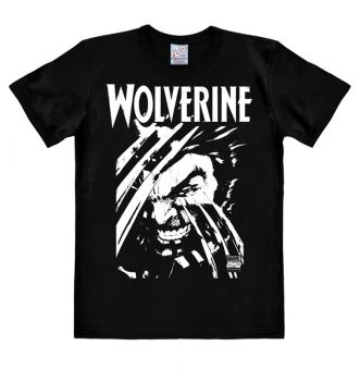 T-Shirt Wolverine - Marvel