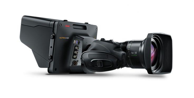 Câmera de estúdio Blackmagic   Ponto Vermelho 21