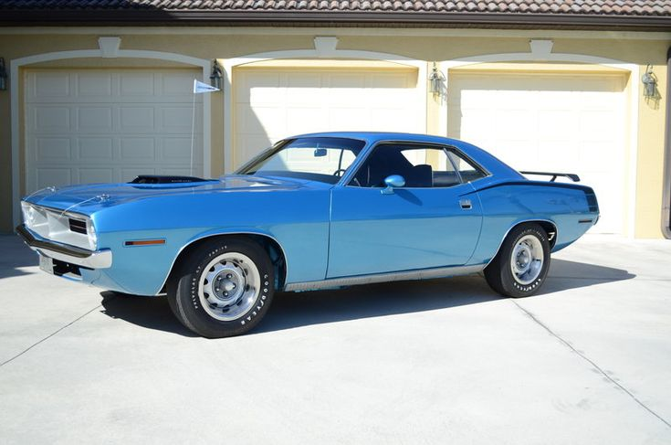 1970 Plymouth hemicuda for sale by Owner - Arcadia, FL | OldCarOnline.com Classifieds