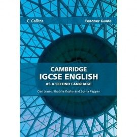 9780007438877, Collins IGCSE English as a Second Language - Cambridge IGCSE English as a Second Language Teacher Guide