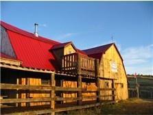 Reesor Ranch barn rental for reception