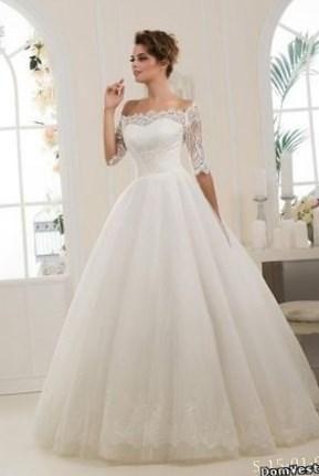 Свадебные платья с закрытым верхом фото - http://1svadebnoeplate.ru/svadebnye-platja-s-zakrytym-verhom-foto-2866/ #свадьба #платье #свадебноеплатье #торжество #невеста