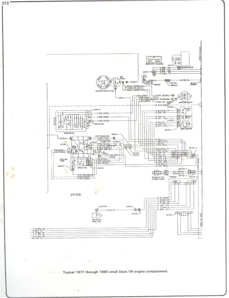 wiring diagram for 85 chevy pickups
