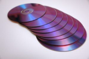 Recycle your old CDs into solar panels.