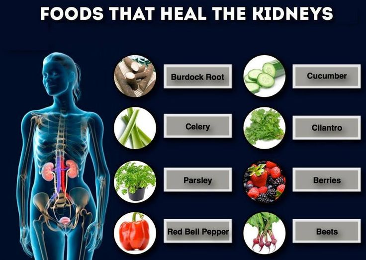 Foods And Supplements Good For Kidneys