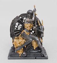 Коллекция статуэток «Мифология». WS-492 Статуэтка ''Амазонка'' - Цена: 4 500 руб.
