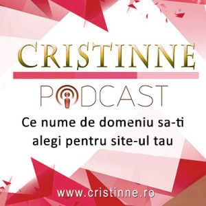 Podcast 009: Ce nume de domeniu sa-ti alegi pentru site-ul tau - http://www.cristinne.ro/alegere-nume-domeniu/ Atunci cand te gandesti sa-ti creezi un site, prima dilema cu care te confrunti este: alegerea numelui de domeniu. Unii zic ca este bine sa pui numelebrandului tau. Altii sustin ca ar trebui sa puicuvintele cheie ca denumire asite-ului. Atunci cand vine vorba de sfaturi, toata lumea se pr...