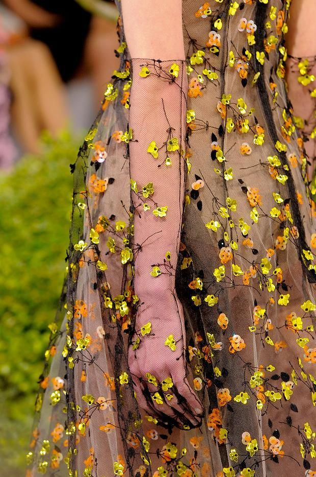 Christian Dior Detail inspiration