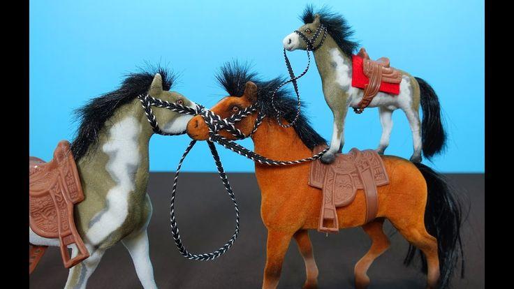 Giocattolo Cavalli. Il mio nuovo cavallo giocattolo. Fatti interessanti ...