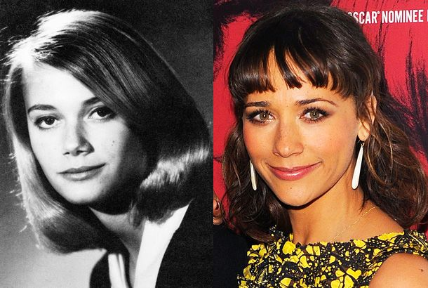 Famous Mom: Peggy Lipton  Daughter: Actress Rashida Jones  Father: Quincy Jones