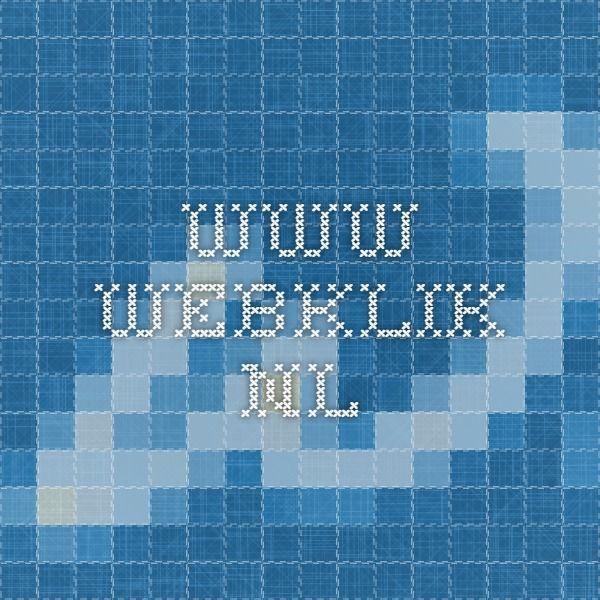 www.webklik.nl