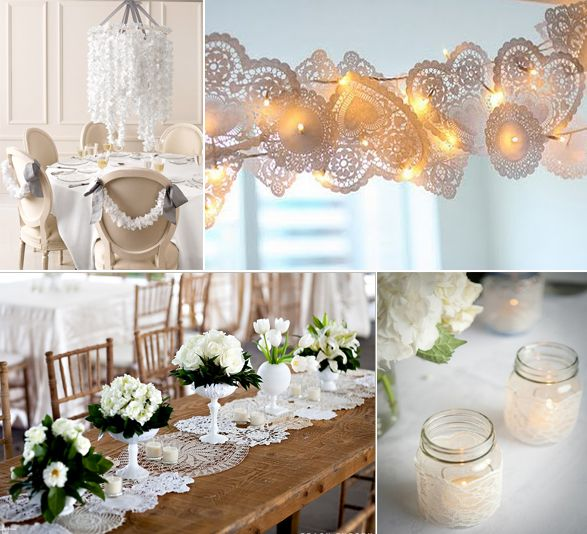 Shabby Chic Party Decorating Ideas
