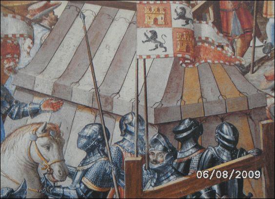 Constructing a 15th Century Northern European Pavilion