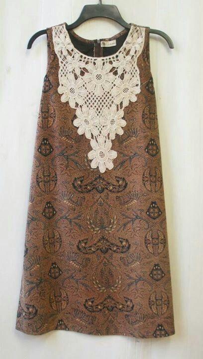 Dress renda sogan
