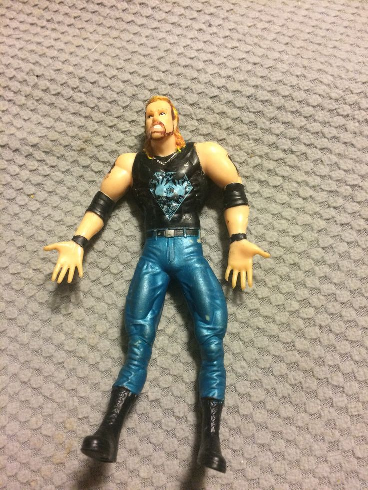 A personal favorite from my Etsy shop https://www.etsy.com/listing/541802204/diamond-dallas-page-wwf-vintage-action #diamondcutter #wcw #wwf #wwe #wrestlemania #ecw #nwa #wrestlemania #summerslam #actionfigure #devilsrejecets #90stoys #vintage