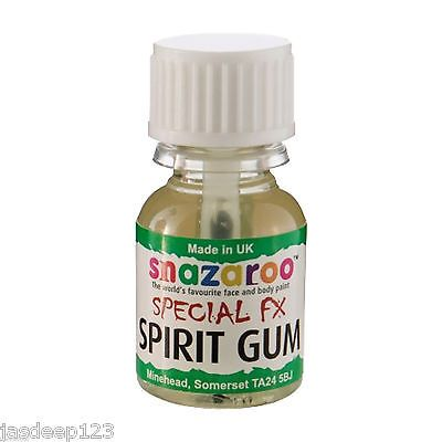 10ml #spirit gum snazaroo #special fx skin glue halloween face #paint make up ,  View more on the LINK: http://www.zeppy.io/product/gb/2/400786819632/