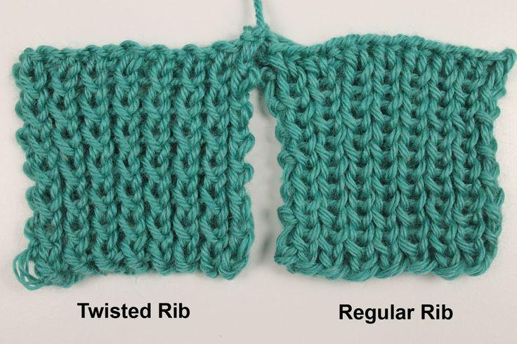 Knitting Ribbing Tips : Best knitting tips tutorials images on pinterest