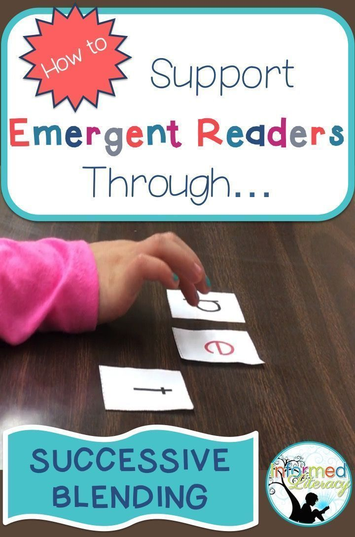 Technology and Emergent Literacy