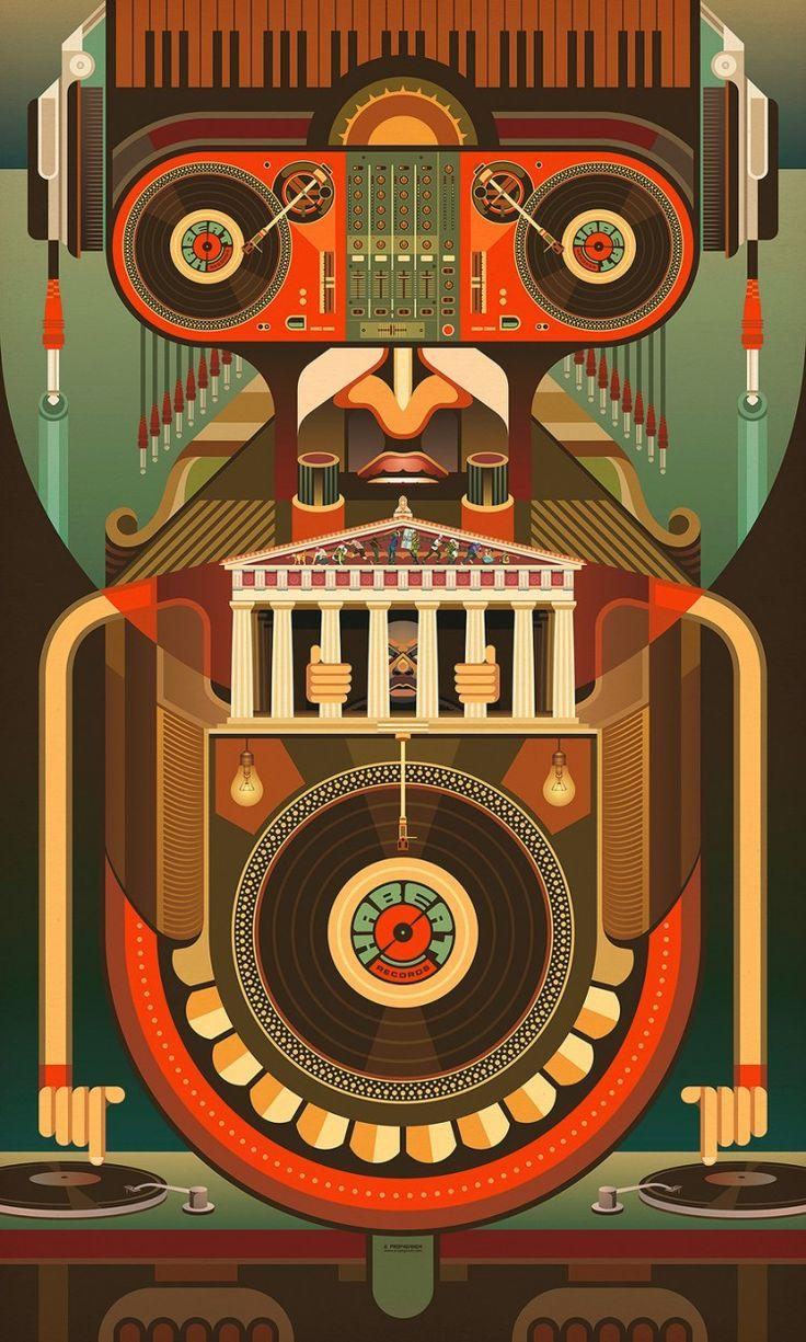 Best Of The Week 231 Abduzeedo Graphic Design