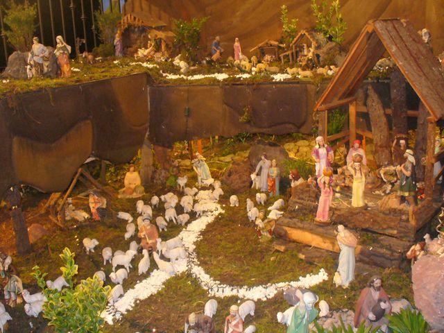 Conoce uno de los Nacimientos más espectaculares de México en esta galería navideña.