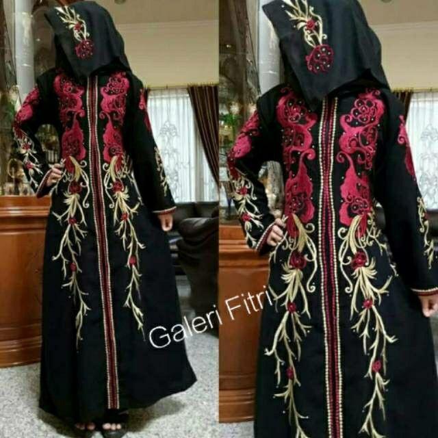 Temukan dan dapatkan Abaya bordir di Shopee sekarang juga! http://shopee.co.id/arniati82/228780542 #ShopeeID