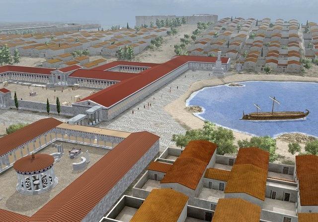A Walk Through Ancient Miletus  (http://miletus.tholos254.gr)