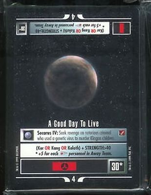 CCG Individual Cards 183454: Star Trek Ccg Blaze Of Glory 50 Card Rare Set -> BUY IT NOW ONLY: $74.88 on eBay!