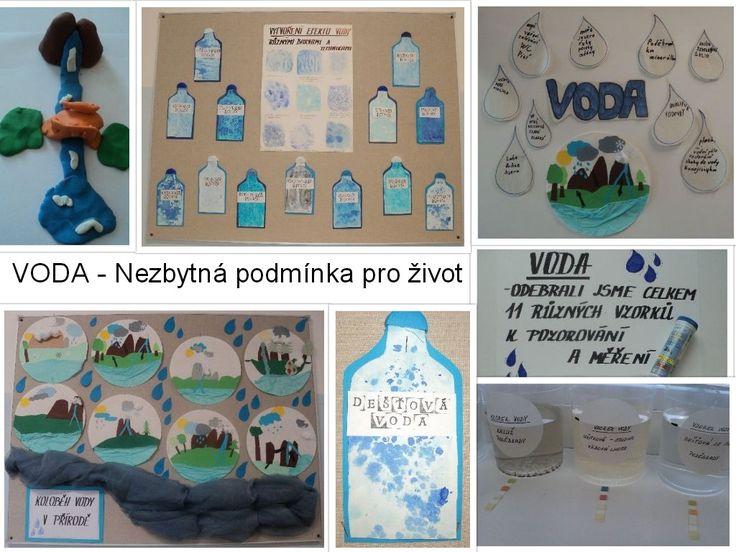 Voda - Nezbytná podmínka pro život - říjen 2016