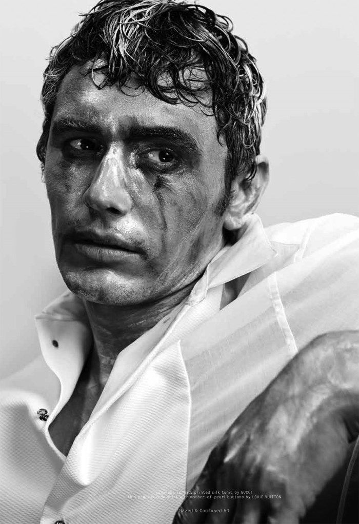 James Franco - Dazed