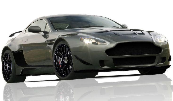 2010 Aston Martin Lmv R Concept By Elite Tuning