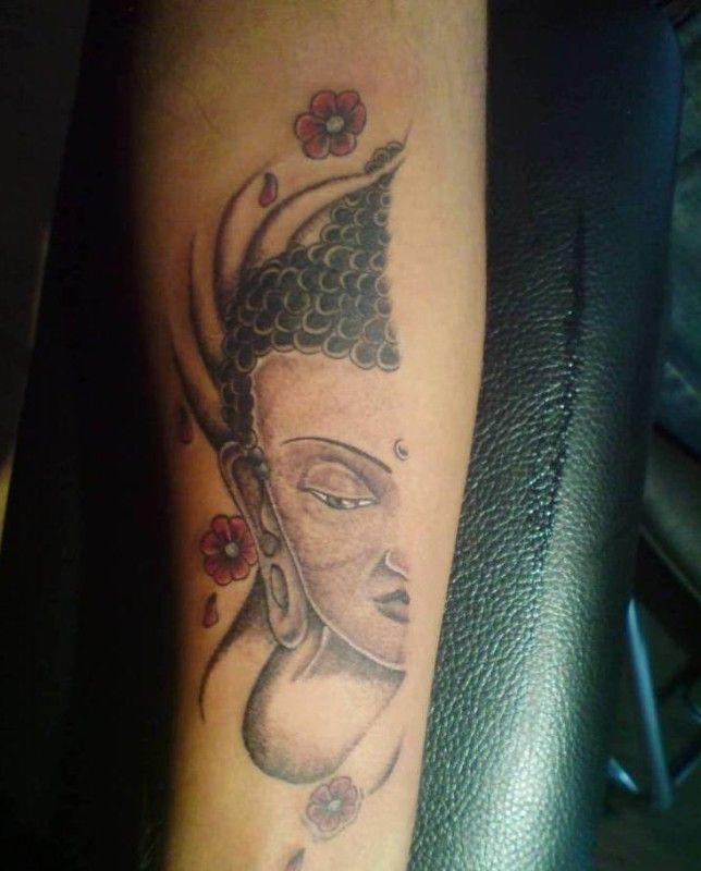 Buddhist Half Sleeve Tattoo: 105 Best Buddha Tattoo Images On Pinterest