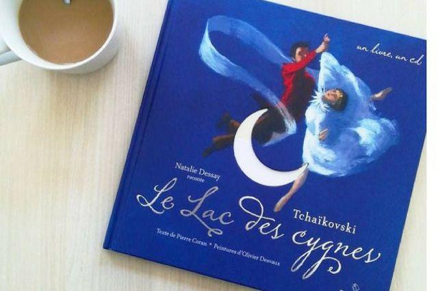Coup de coeur: Le lac des cygnes | Mamzelle Potter - BLOG LITTERAIRE