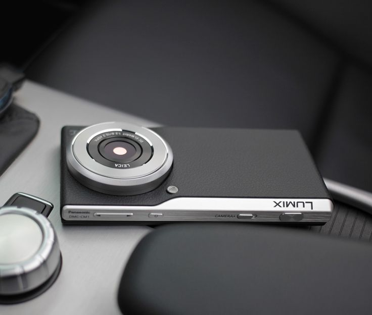 The Panasonic Lumix CM1 Blurs Line Between Camera and Smartphone | Panasonic-Lumix-CM1-01