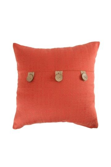 Coconut Button 45x45cm Scatter Cushion