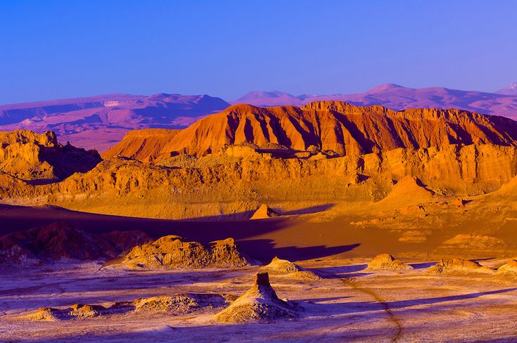 Chile - Valle de la Luna - want to visit