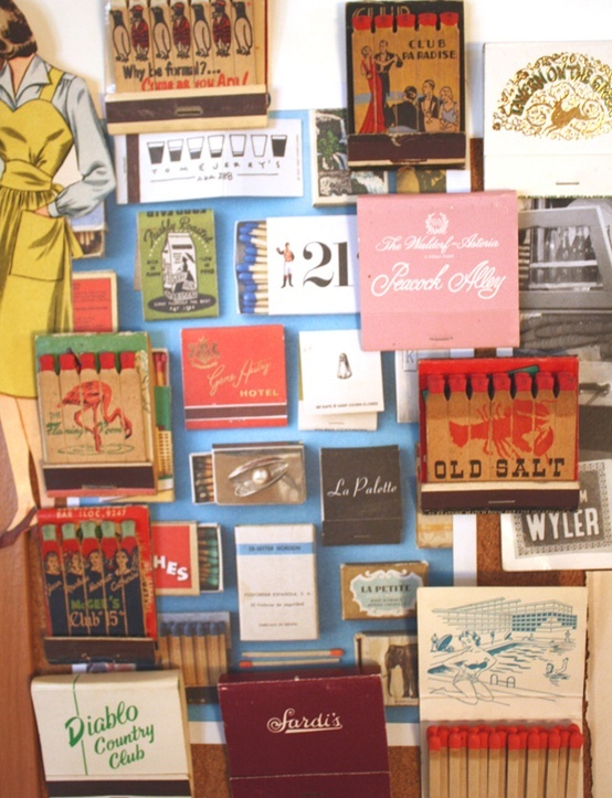 #matchbook collection To design & order your business' own advertising #matches GoTo GetMatches.com