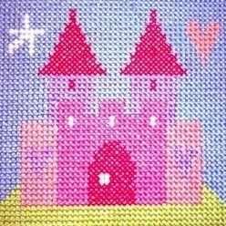 Fairy Castle - Children's Cross Stitch Kit