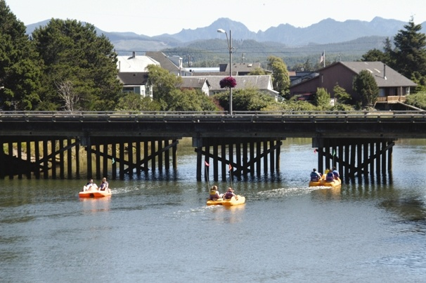 11 best images about paradise in oregon on pinterest for Seaside oregon fishing