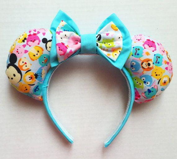 Tsum Tsum (Blue) Mickey Ears