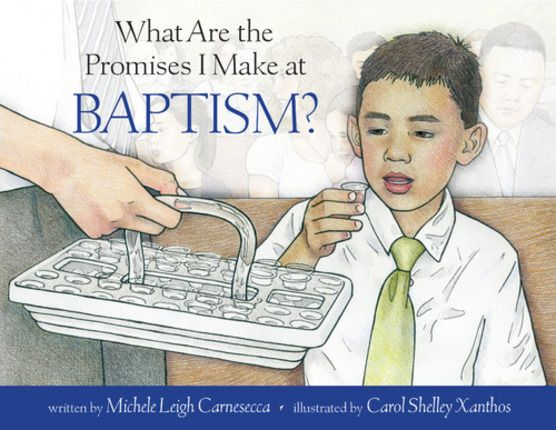 Preparing Your Children for Baptism & Other Baptism Traditions