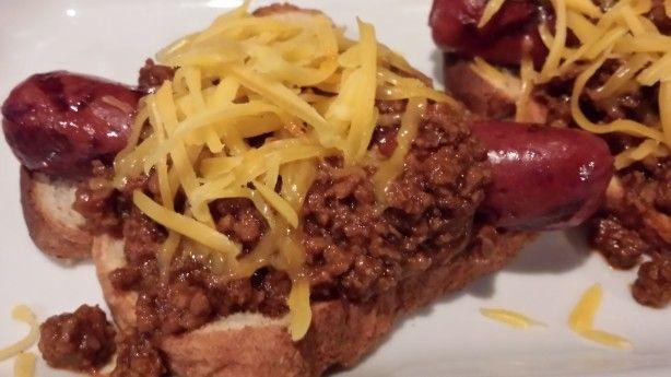 Coney Island Chili Dog Sauce Recipe - Food.com