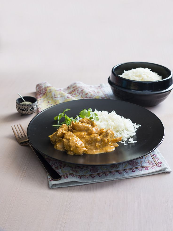 Thermomix | Chicken tikka masala | Flavours of Cookbook + Recipe Chip |