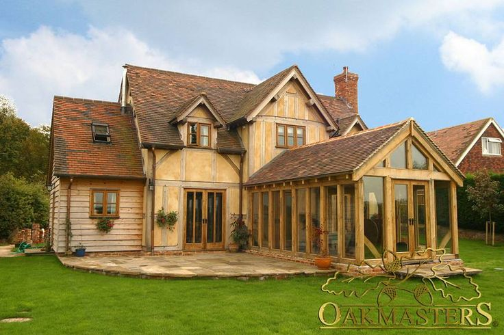 Oak Sun Rooms, Orangeries, Garden Rooms and Conservatories - 794: Timber framed building. Stunning and bespoke oak framed building with oak ...