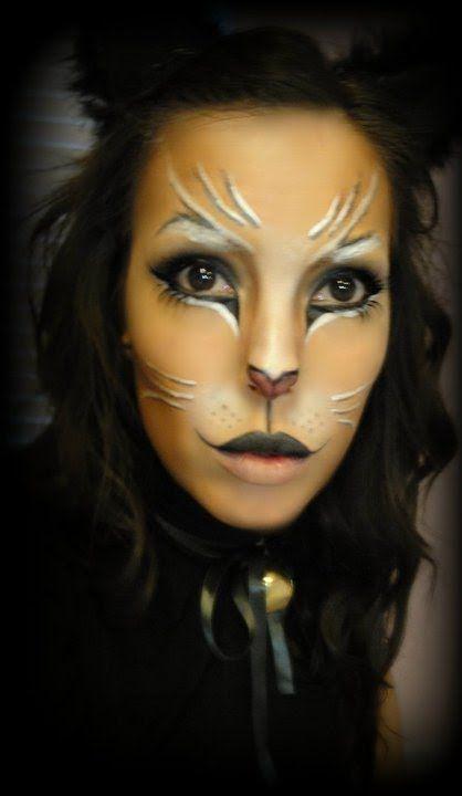 realistic cat makeup - Bing Images