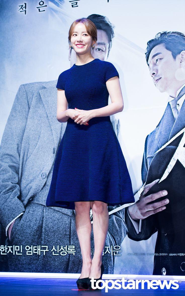 [HD포토] 한지민 영화관 밝히는 화사한 웃음 #topstarnews