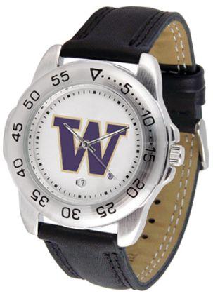 Washington Huskies Gameday Sport Men's Watch by Suntime